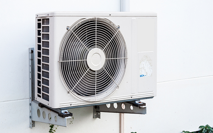 エアコン一般業務用空気洗浄機